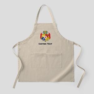 Tonga Coat Of Arms Apron