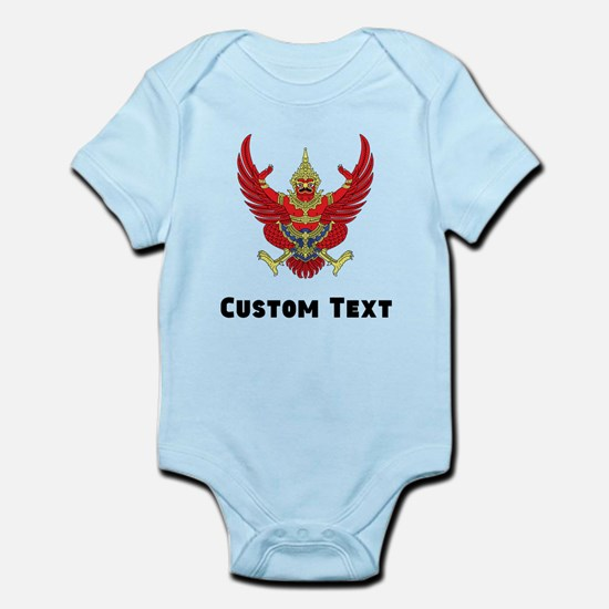Thailand Coat Of Arms Body Suit