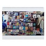 2017 Foreign Press Assoc.scholarship Wall Calendar