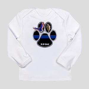 K-9 Unit Long Sleeve T-Shirt