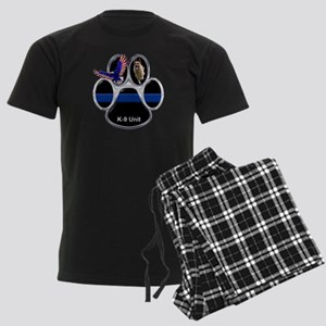 K-9 Unit Men's Dark Pajamas