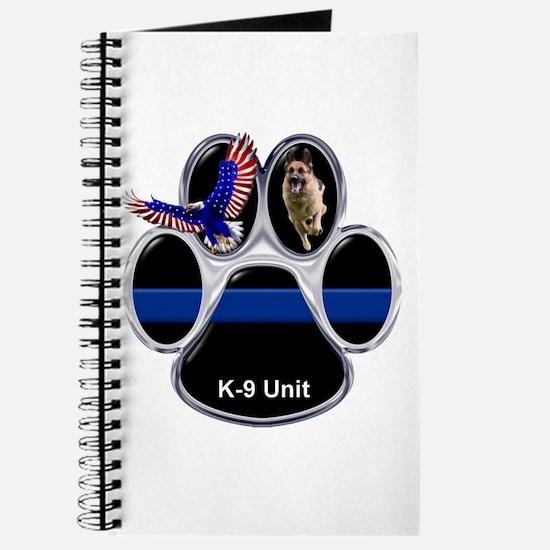 K-9 Unit Journal