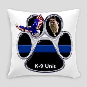 K-9 Unit Everyday Pillow