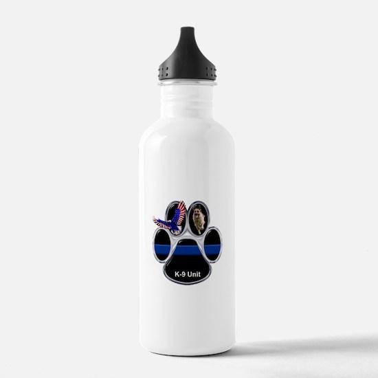 K-9 Unit Water Bottle