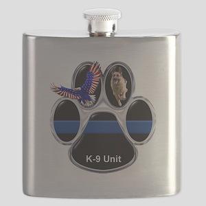 K-9 Unit Flask