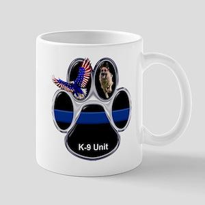 K-9 Unit Mugs