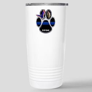 K-9 Unit Stainless Steel Travel Mug