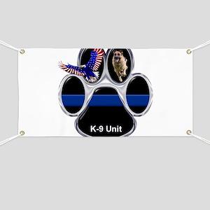 K-9 Unit Banner