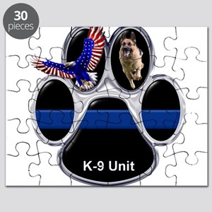 K-9 Unit Puzzle