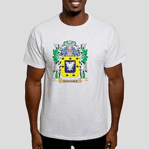 Sanchez Coat of Arms - Family Crest T-Shirt