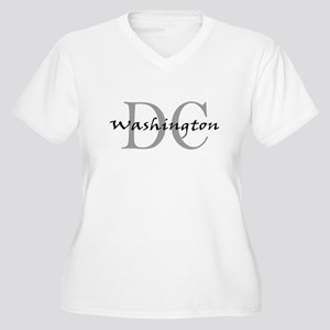 Washington thru DC Plus Size T-Shirt