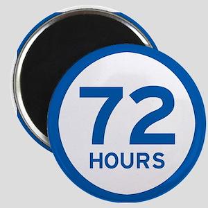 72 Hours Magnets - I'm Prepared!