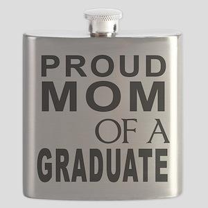 Proud Mom of a Graduate Flask