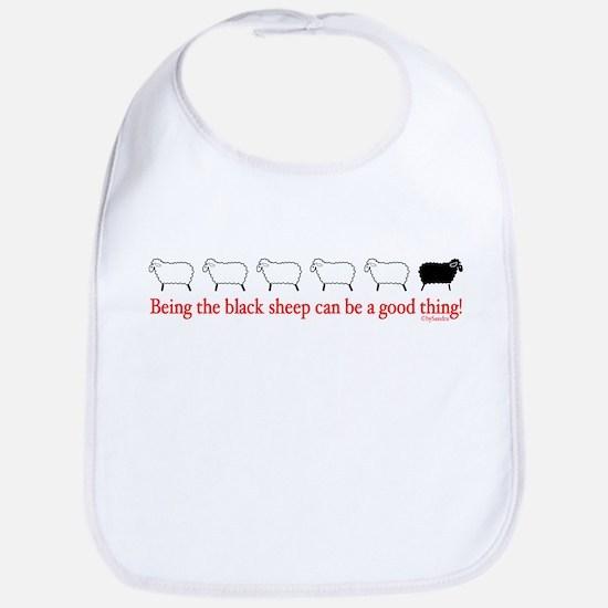 Good Black Sheep Bib