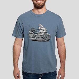 Goldwing White Bike T-Shirt
