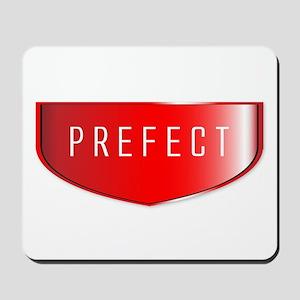 Prefect Badge Mousepad