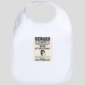 Bob Ford Wanted Bib
