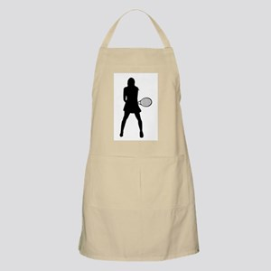 Tennis Girl Apron