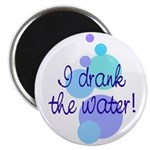 "The Water 2.25"" Magnet (10 pack)"