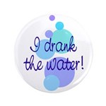 "The Water 3.5"" Button (100 pack)"