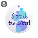 "The Water 3.5"" Button (10 pack)"
