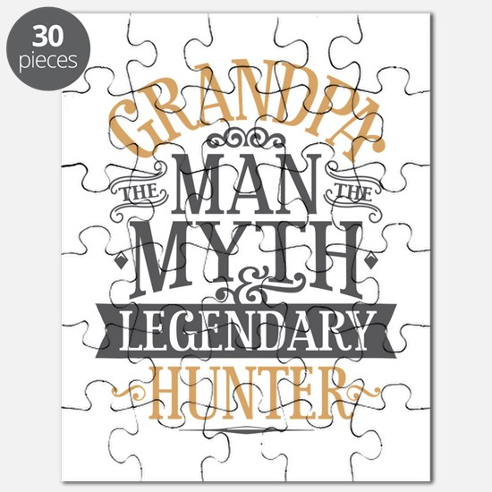 Grandpa Hunter Puzzle