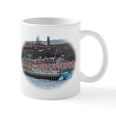 Watching Pride Of Baltimore Arrive Duluth Mugs