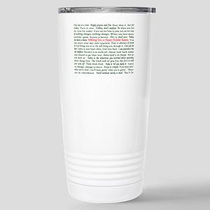 Happy Holiday's Slogan Christ Mugs