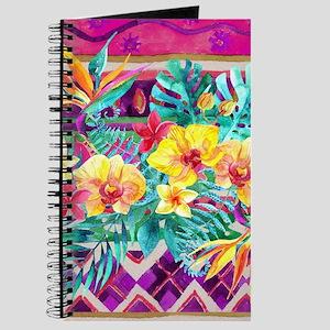 Tropical Watercolor Journal