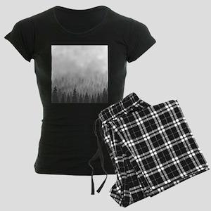 Gray Forest Pajamas