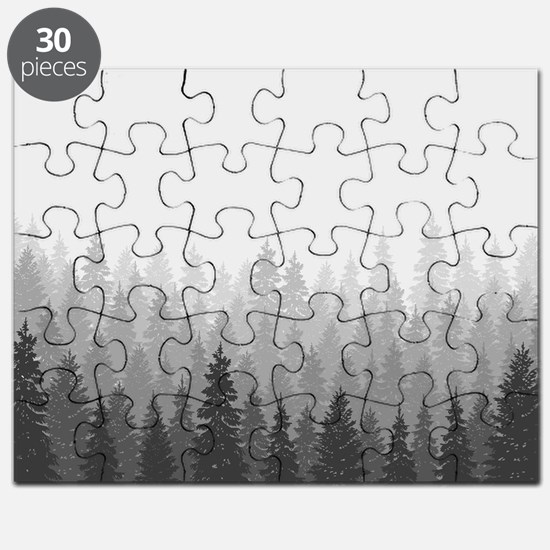 Gray Forest Puzzle