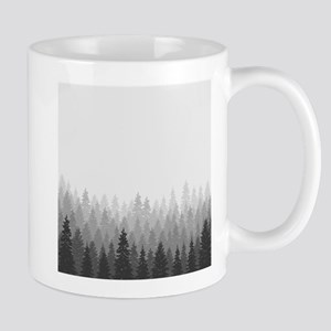 Gray Forest Mugs
