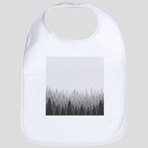 Gray Forest Bib