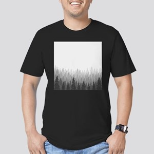 Gray Forest T-Shirt