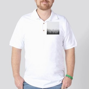 Gray Forest Golf Shirt