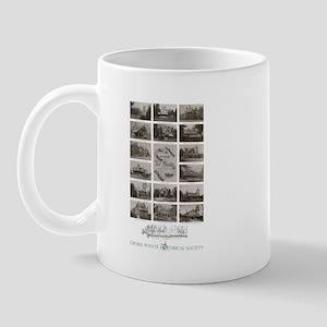GP Summer Cottages Mug