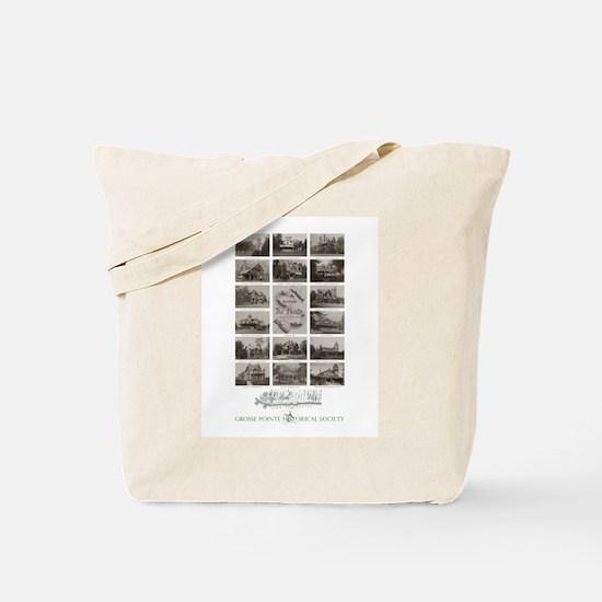 GP Summer Cottages Tote Bag