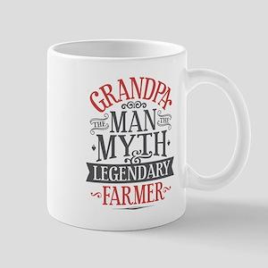 Grandpa Farmer Mug