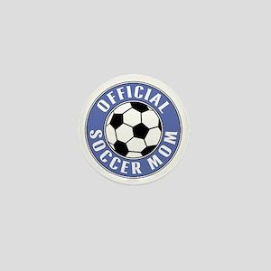 Soccer Mom - Mini Button