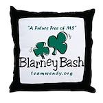 Team Wendy Throw Pillow