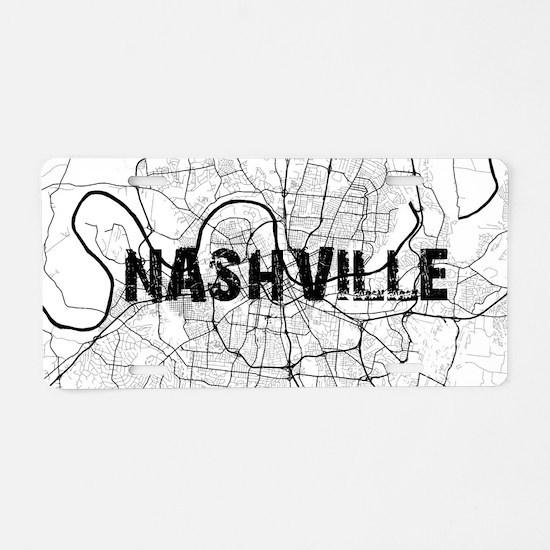 Funny Nash Aluminum License Plate