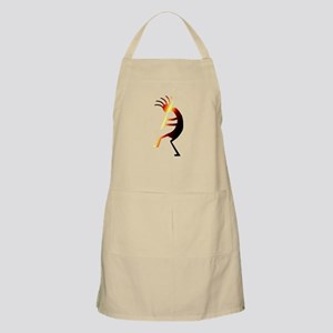 Kokopelli Man Jams Apron