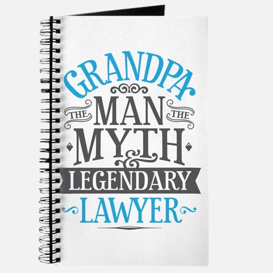 Grandpa Lawyer Journal