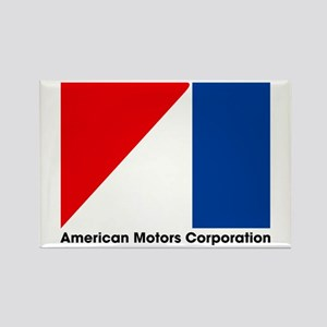 AMC Flag Rectangle Magnet