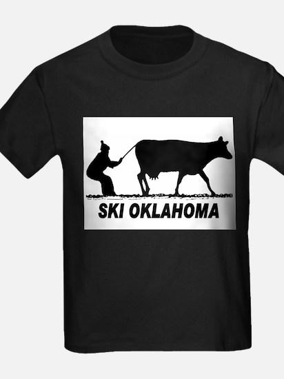 The Ski Oklahoma Shop T
