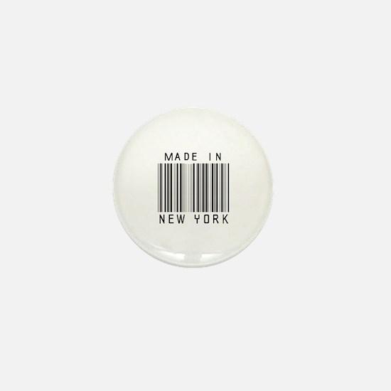 Unique 3 baseball Mini Button