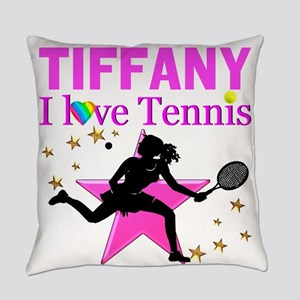 PERSONALIZED TENNIS Everyday Pillow
