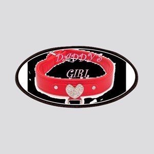 Daddy's Girl (black) Patch