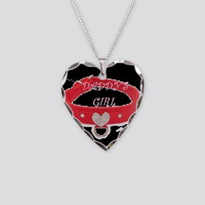 Daddy's Girl (black) Necklace