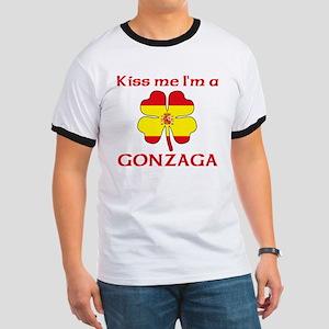 Gonzaga Family Ringer T